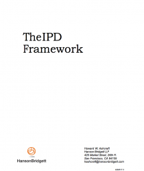 The IPD Framework